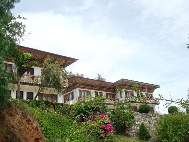 Dragon's Nest Resort | Hotel in Wangdue | Druk Asia