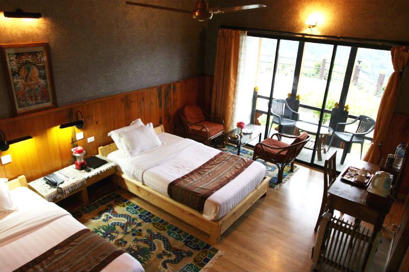 Yankhil Resort Hotel In Bhutan Druk Asia