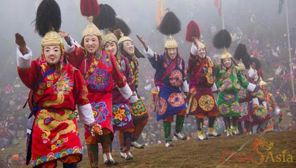 9 Day Druk Wangyel Tshechu