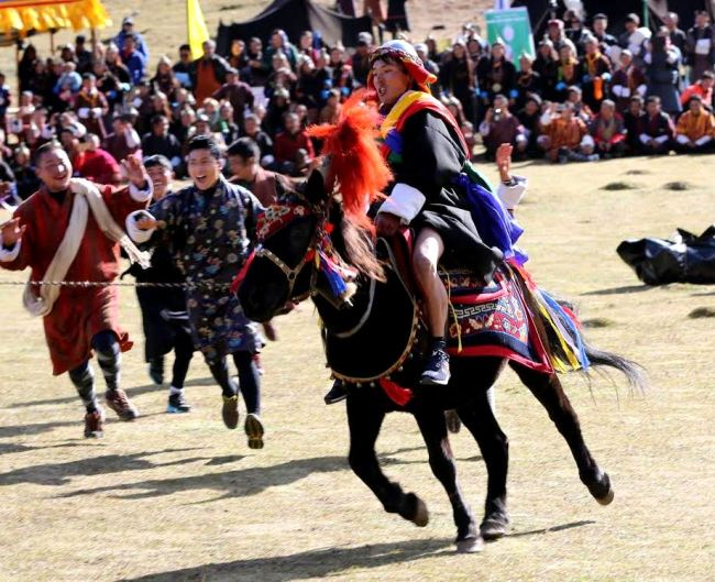 11 Days 10 Nights Royal Highlander Festival At Laya